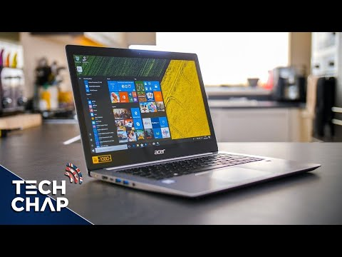 Acer Swift 3 (2018) Review   The Tech Chap