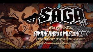 """Saga HC: assista ao lyric vídeo em animação da música """"Espancando o Preconceito"""""""