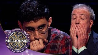 Gambar cover Oxford Student Makes A Wild Guess | Who Wants To Be A Millionaire?