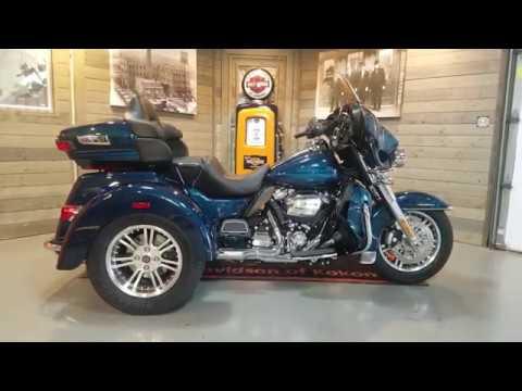 2020 Harley-Davidson Tri Glide® Ultra in Kokomo, Indiana - Video 1