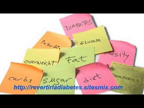 El tratamiento de la diabetes y el pronóstico