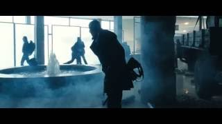 Expendables 2 Airport Battle Scene HD