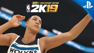 EL CAMINO DE VUELTA - Tráiler Mi carrera en NBA 2k19