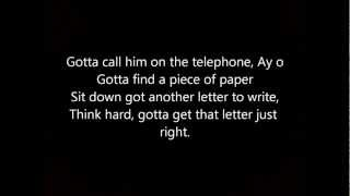 [Lyrics] Got The Time- Anthrax