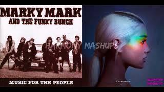 "Marky Mark & The Funky Bunch vs. Ariana Grande-""Picking Up the Good Vibrations"" (Mashup)"