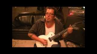 How to play THE DEVIL YOU KNOW by ANTHRAX - Guitar Lesson by Mike Gross