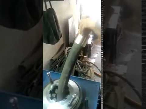 Hose Crimping Machine Hydraulic Vertical Model