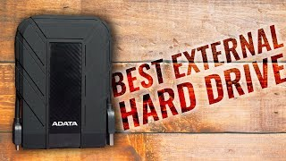 The BEST External Hard Disk | IP68 & SHOCK PROOF!