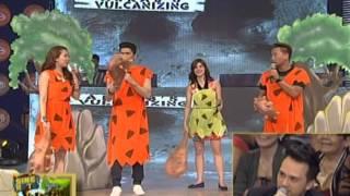 'Club' Jokes Nina Vhong At Jhong