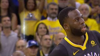 Warriors 2018 Playoffs: Semi-G2 vs Pelicans (5-1\2018)