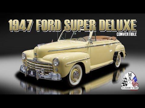 Video of '47 Super Deluxe - R271