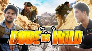 Dude vs. Wild - Nevada Mountains