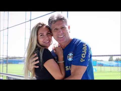 Renato Gaúcho, técnico do Grêmio, é diagnosticado com Covid-19