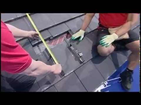 Ecobuild UK 2012 - Solar Thermal Collectors (Vaillant) - live demonstration from Practical Installer