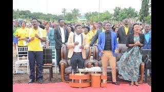 Prophet Frank Kilawah - Dar Es Salaam Miracle Crusade Day 1[ Part 2]