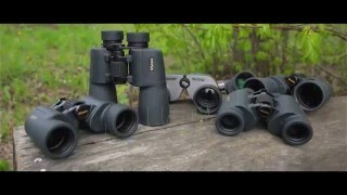 Бинокль Vixen Ascot 8х42 ZWCF от компании Путешественник - видео