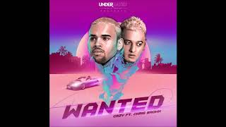 """CRZY Feat. Chris Brown   """"Wanted"""" OFFICIAL VERSION"""