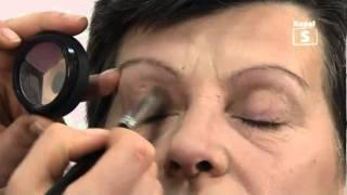 Szkoła Wizażu   Makijaż Kobiety Dojrzałej Edycja 19   04.02.2011
