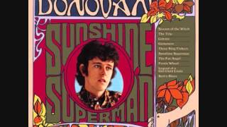 DONOVAN - Bert's Blues, The Trip, The Fat Angel (1966)