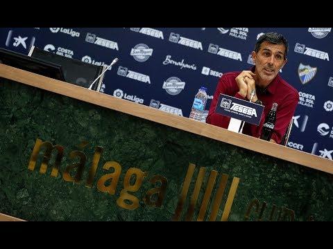 El Málaga busca reafirmarse en el liderato de Segunda
