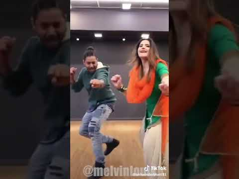 Zareen khan best dance practice