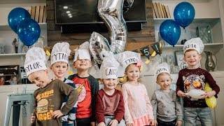 Fun Chef Themed Birthday Party