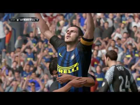 FIFA 17 на Ps 4 slim