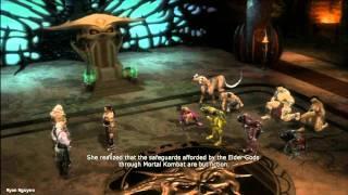 Mortal Kombat 9 All Cutscenes Full HD 1080
