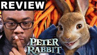 PETER RABBIT Movie Review + Peter's Following Me?? (Black Nerd) | Kholo.pk
