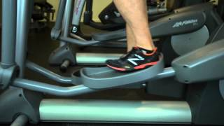 Elliptical Workout For The Buttock & Arms : Pro Workout Tips