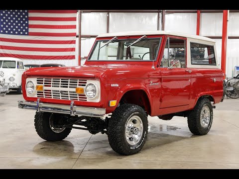 1969 Ford Bronco (CC-1430088) for sale in Kentwood, Michigan