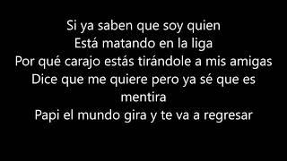 La Mentira Remix(LETRA)  Brytiago✘Rafa Pabón✘  Sech✘ Rauw Alejandro✘Cazzu✘Myke Towers