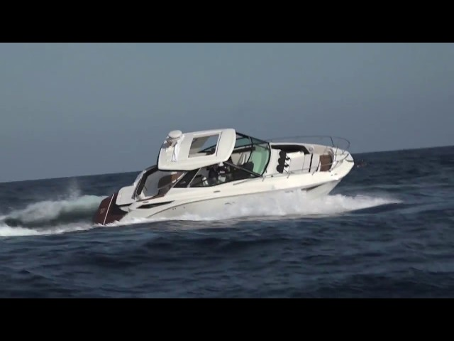 Sea Ray 320 Sundancer review | Motor Boat & Yachting