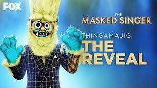 Thingamajig Is Revealed As Victor Oladipo | Season 2 Ep. 11 | THE MASKED SINGER
