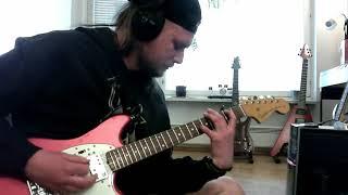 Annihilator - Never, Neverland guitar cover.