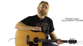 Long Haired Country Boy Guitar Lesson - The Charlie Daniels Band
