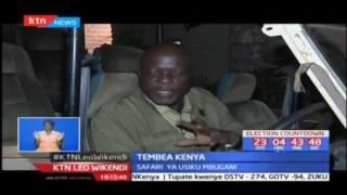 Tembea Kenya: Mbuga wa Tsavo nyakati za usiku