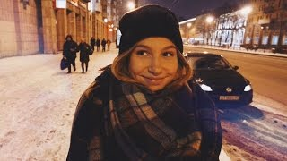 ♡ VLOG: первый раз в Санкт-Петербурге ♡