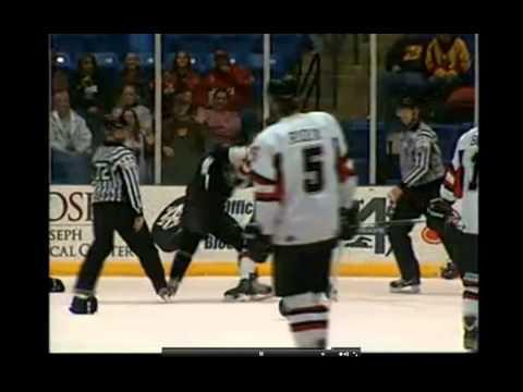 Travis Granbois vs. Mickey Lang