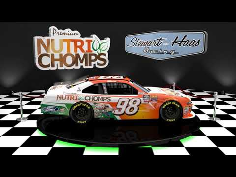 2019 No. 98 Nutri Chomps Ford Mustang | Chase Briscoe