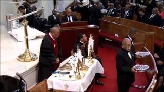 Two Communion Hymns - Abyssinian Baptist Church Choir