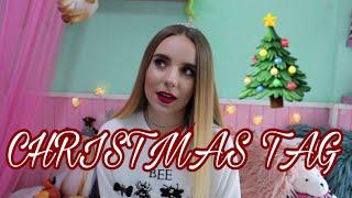 Christmas Tag | VLOGMAS 25
