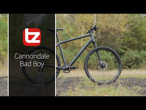 2019 Cannondale Bad Boy | Range Review | Tredz Bikes