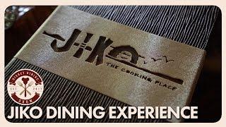 Jiko Dining Experience at Disney's Animal Kingdom Lodge | Disney Dining Show | 07/05/19