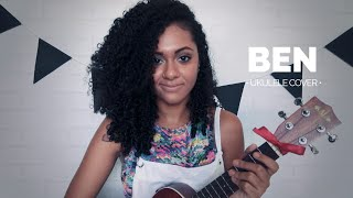 Ben   Rubel (ukulele Cover) | @elisalecrin