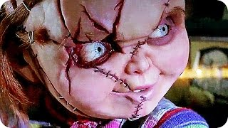 CULT OF CHUCKY Teaser Trailer (2017) Horror Movie