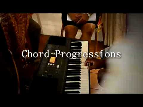 You Are Great Chord progressions