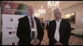 Steve Wildman, Siemens, Russian Energy Forum, London 2016