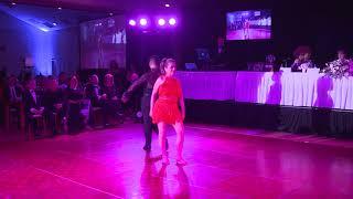 Dancing With The Docs 2019   Dr. Dana And Brandon, Cha Cha