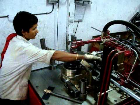 SHM 50 Hydraulic Clamping Machines